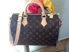 Louis Vuitton Speedy Bandouliere Monogram ❤️❤️