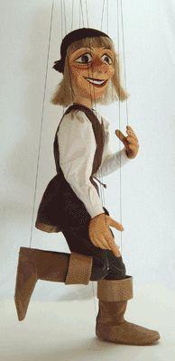 John-Marionetten Michel