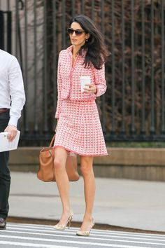 Why Does the Internet Love Amal Clooney? - Man Repeller