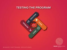 Testing the program Newton said action and reaction is equal but opposite. As complex and clean code react good solutions. Testing is the phase to see reaction of your code. Application Development, Software Development, Laboratory Information Management System, General Ledger, Real Estate Advertising, Legacy System, Software House, Enterprise Application, Human Resources