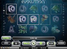 Norgesautomaten Evolution  Evolution gratis for ekte penger  http://www.norgesautomaten-gratis.com/spilleautomater/norgesautomaten-evolution  #Spilleautomater #Evolution #Norgesautomaten #Jackpot