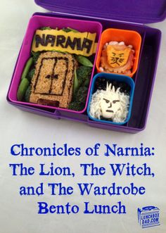 Lunchbox Dad Creates Pop-Culture Meals For His Kids | The Mary Sue