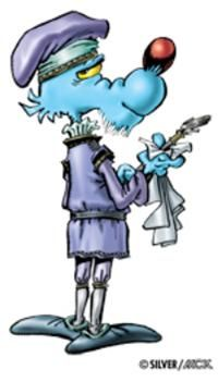 Smurfs, Content, Fictional Characters, Art, Art Background, Kunst, Performing Arts, Fantasy Characters, Art Education Resources