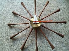 Vintage George Nelson for Herman Miller Wall Clock Sold for $799