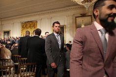 Panik at the White House