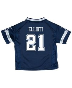 bd085d56e Nike Ezekiel Elliott Dallas Cowboys Game Jersey