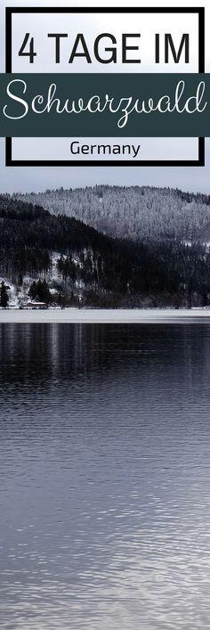 4 Wohlfühltage mit Schnee im Schwarzwald