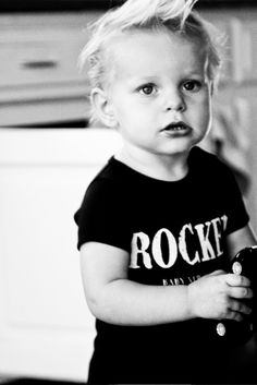 Collection | Baby Version Rock http://www.creativeboysclub.com/