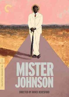 Criterion Collection Mister Johnson