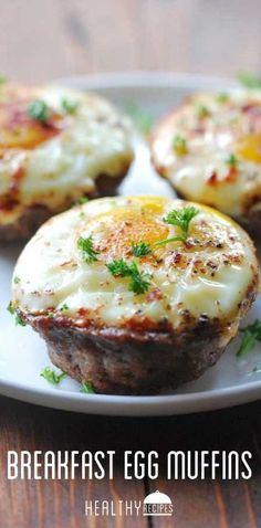 19 Desayunos sencillos con huevos que puedes hacer rápidamente
