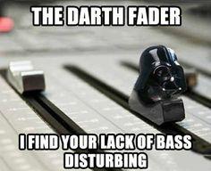 The Darth Fader | Mega Memes LOL!
