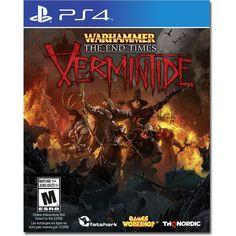 Warhammer: End Times - Vermintide - PlayStation 4, U2058