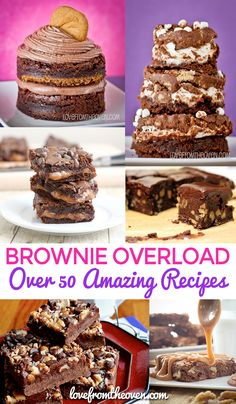 The Best Brownie Recipes