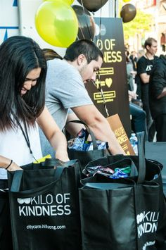 Hillsong CityCare Kilo of Kindness Welcome Home, Ministry, Promotion, Bring It On, City, Welcome Back Home, Cities