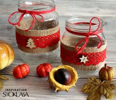 12893 - STOKLASA textilní galanterie Christmas Crafts, Christmas Decorations, Christmas Ornaments, Navidad Diy, Diy Projects To Try, Pots, Diy And Crafts, Candle Holders, Candles