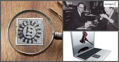 in running Stamp Auctions and selling by Private Treaty for over 120 years, we are the oldest name in stamp auctioneering. Stamp Auctions, Old Names, Hobbies And Crafts, Old Things, Running, Keep Running, Why I Run, Jogging