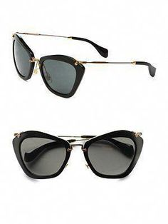 9a92b4751aa I need these Miu Miu sunglasses  MiuMiu All Black
