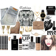 """Fashion"" by nanarachel on Polyvore"