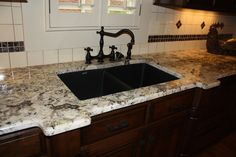 Granite composite sink | Forest Ave House | Pinterest | Granite ...
