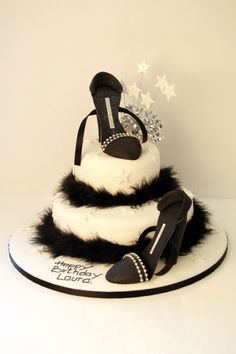 Glamour Puss Cake
