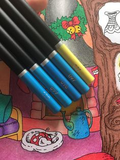 Colouring Techniques, Colour Combinations, Colored Pencils, Art Supplies, Coloring Pages, Castle, Tips, Products, Colors
