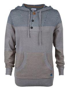 Billabong // Rival Button Pullover Sweater
