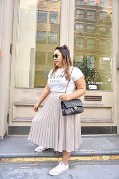 Short Plus size fashion Work Outfits - Plus size fashion For Women Skirts - - - Plus size fashion For Women Casual Plus Size Fashion For Women Summer, Plus Size Summer Dresses, Plus Size Women, Plus Size Outfits, Long Dresses, Casual Dresses, Fat Fashion, Curvy Girl Fashion, Fashion Outfits
