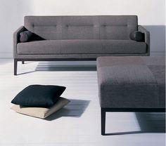 Sofá de diseño para sala de espera Passerelle Nurture