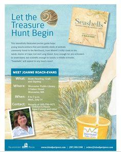 July 31, 6 -7 pm: Let the Treasure Hunt Begin!