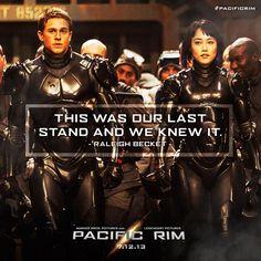 Extinction was not an option. #PacificRim
