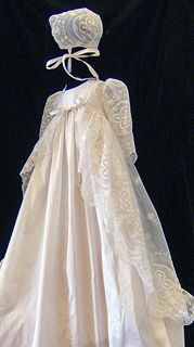 Louisa Gown with Coat