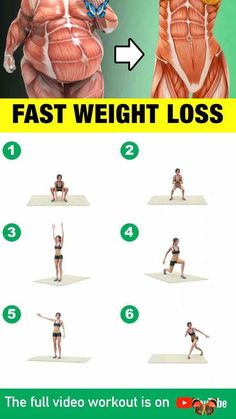 Fastest Way To Lose Weight Home Exercise  <br>