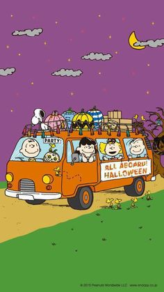A Charlie Brown Halloween 🎃 Snoopy Halloween, Halloween Cartoons, Charlie Brown Halloween, Great Pumpkin Charlie Brown, Halloween Art, Vintage Halloween, Halloween Night, Happy Halloween, Snoopy Christmas