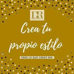 Create your own style. Crea tu propio estilo con #DelgadoRivas #diseños #vestidos #chicas #girls #design #chicos #boys #man #women #coffee #fashion #moda #style #cafe #style #glamour #followforfollow #follow4followback  #emprendimiento