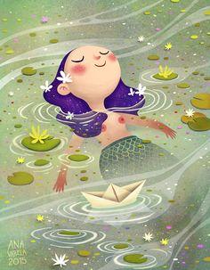 Ana Varela Ilustración: Summer