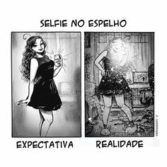 Expectation and realiality
