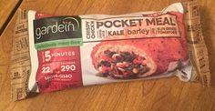 Naturally Sukirti : Review: Gardein Pocket Meals - Kale + Barley