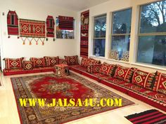 Indian Home Decor, Moroccan Living Room, Modern Sofa Designs, Floor Seating Living Room, Modern Furniture Living Room, Sitting Room Decor, Decor Home Living Room, Moroccan Home Decor, Living Room Sofa Design