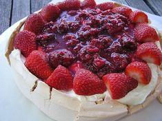 Pavlova Cake with Thermomix