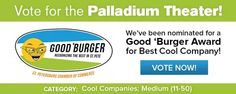 Let the community know that the Palladium at St. Petersburg College is the best! #SPCollege