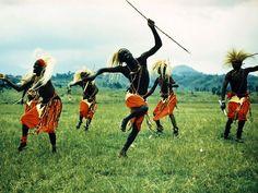 Uganda el corazón de África