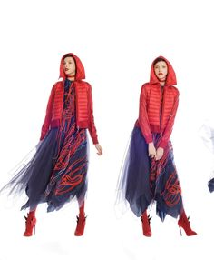 visual optimism; fashion editorials, shows, campaigns & more!: red in the times of quirkiness: clarice silva vitkauskas by gianluca santoro for l'officiel india february 2015 #fashion #photography #editorial