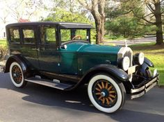 1927 Buick Master Six Maintenance/restoration of old/vintage vehicles: the material for new cogs/casters/gears/pads could be cast polyamide which I (Cast polyamide) can produce. My contact: tatjana.alic14@gmail.com