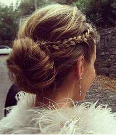 Perfect braid and bun