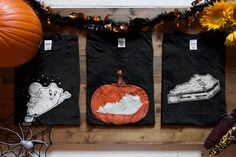 Who's pumped for Halloween, y'all?! I know we are, and to help get you into the spooky spirit we're dropping 6 Kentucky Halloween tees this Wednesday!