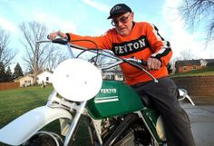 John Penton: The man behind the KTM dirtbike
