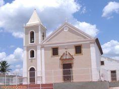 Matriz de São Antônio de Pádua - Tracunhaém  Foto:Vicente A. Queiroz