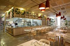 FIORI restaurant on Behance