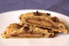 Reese's Stuffed Chocolate Chip Cookies!