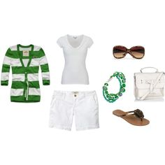 """""""Spring/Summer Fun"""" by happygirljlc on Polyvore"""